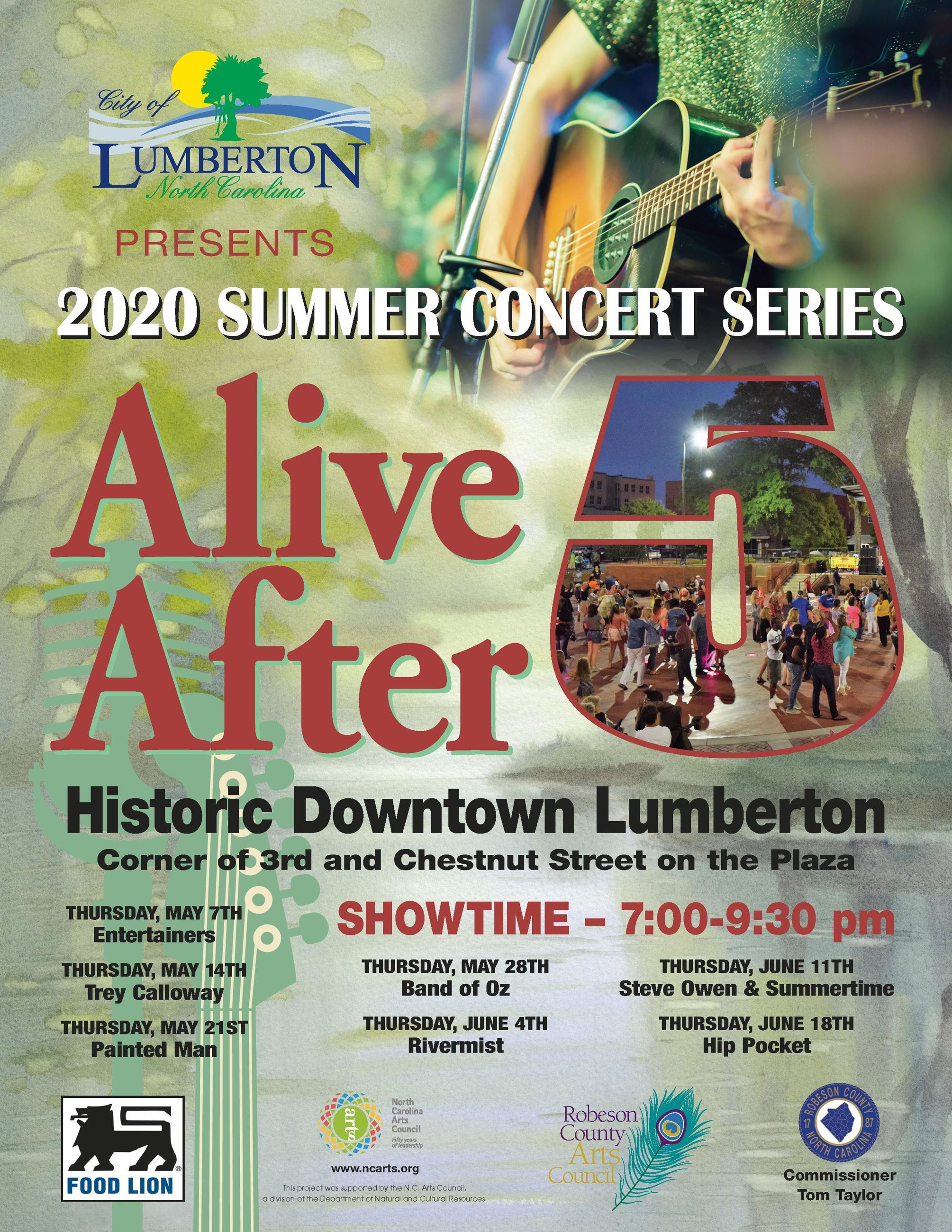 Alive After 5 Summer Concert 2020